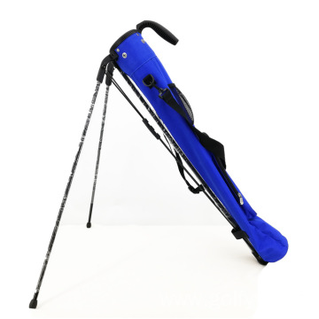 Nylon Folding Travel Golf Bag