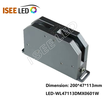 DMX Led RGB Window Lights Linear Lighting