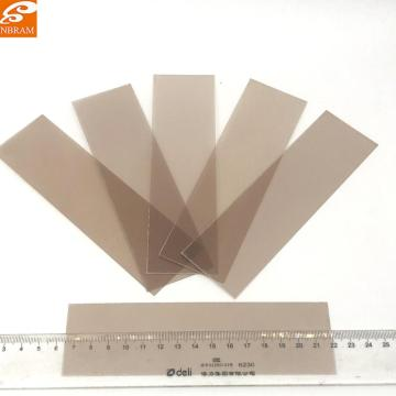 Feuille de mica naturel 290x44x1.1mm