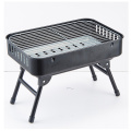 Coal BBQ Grill With Foldable Feet