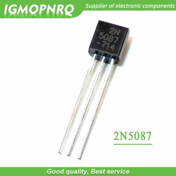 20PCS 2N5087 5087 Transistor TO-92 FET New Original
