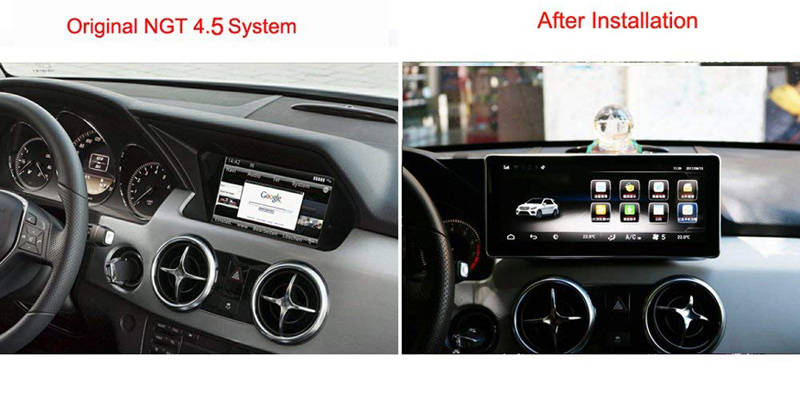 GLK touch screen