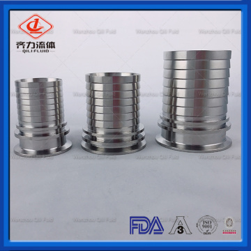 Sanitary Stainless Steel hose fittings clamp
