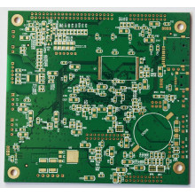 Automobile electronic printed circuit board