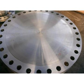 Stainless steel FF blind B16.5 flange