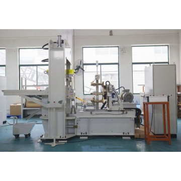 Punching Plate Hole Machine