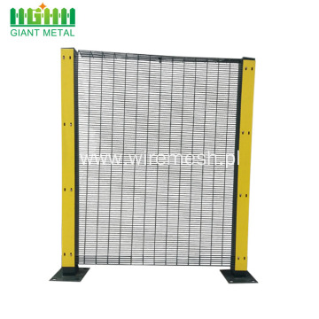358 Airport Welded Wire Mesh security Fence