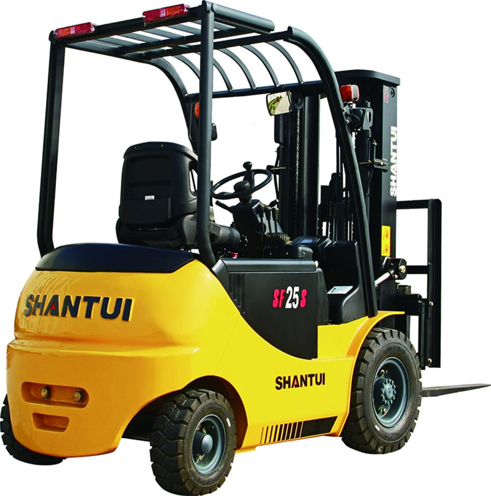 2.5 Ton Electric Fork Lifts