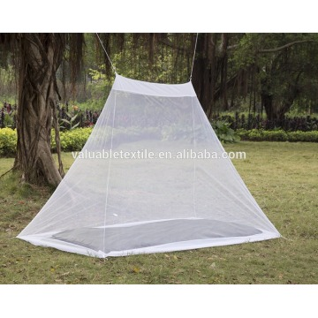 outdoor pyramid travel bed netting forhiking and camping
