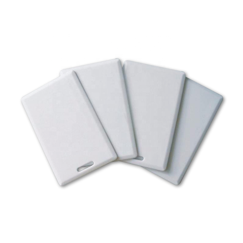 HF RFID PVC Blank Thick Clamshell Smart Cards