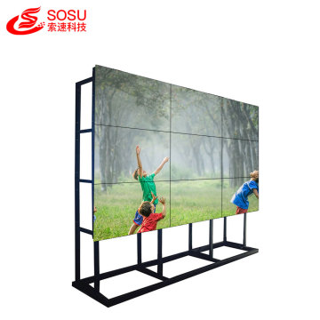 LCD Video Wall used in Exhibition