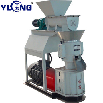 cow manure fertilizer pellet making machine