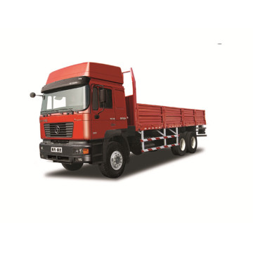 Shacman 6X4 290hp cargo truck with weichai engine lorry truck