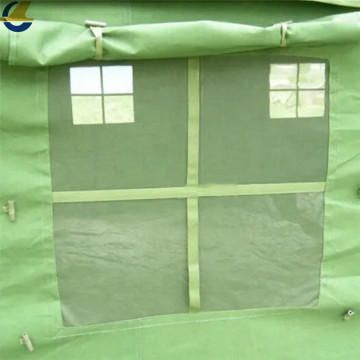 Mesh Awning Tent Canvas House