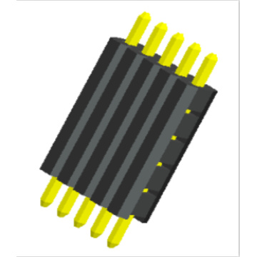 2.54mm Pin Header  Single Row Multilayer Plastic
