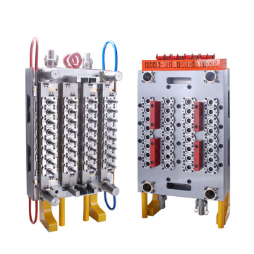 32 Cavity PET Preform Injection Mould