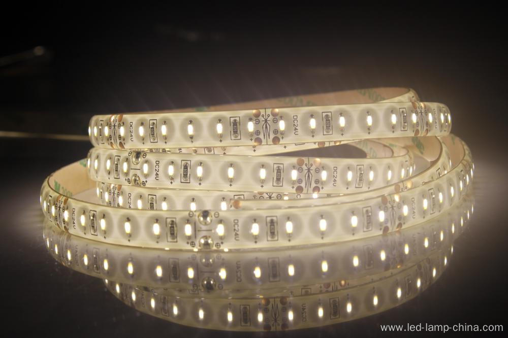 SMD3014 Led Strip Light 120leds Dimmable White Color