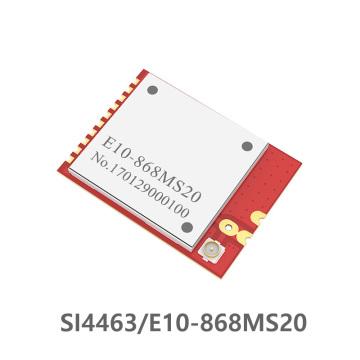 SI4463 868MHz 200mW ebyte E10-868MS20 Long Distance 20dBm 100mW SPI SMD rf Wireless Module