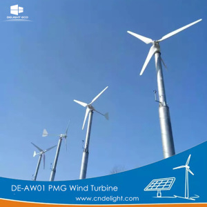DELIGHT Permanent Magnet Wind Turbine Generator System