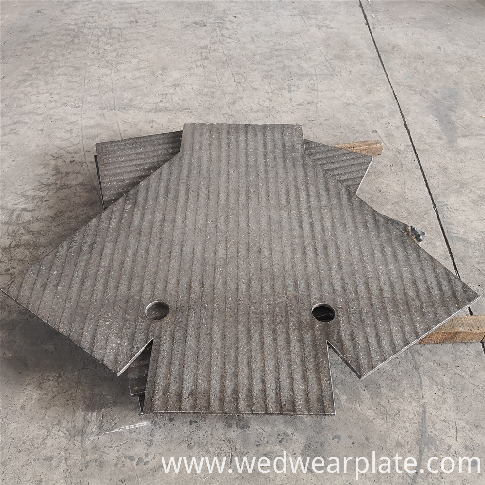 chromium carbide bimetallic wear-resistant steel plate (25)