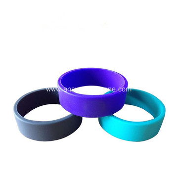 Hot Selling Silicone Rubber Watchband 22mm