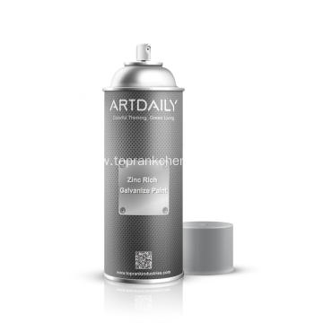 Zinc Rich Galvanized Paint Spray