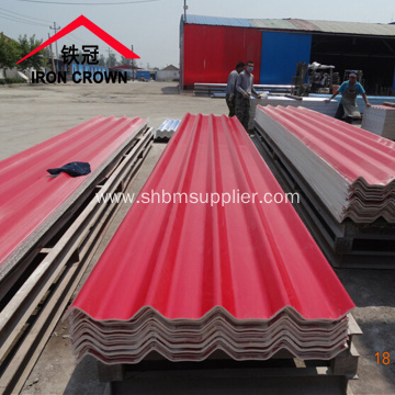 High Strength Fireproof MGO Heat Resistant Roofing Sheet