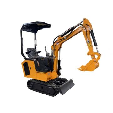best chinese mini excavator XN10