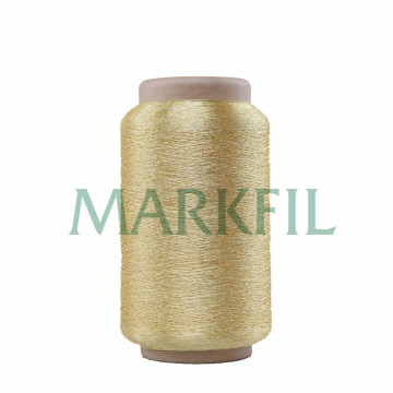 Ms type metallic zari yarn for Embroidery