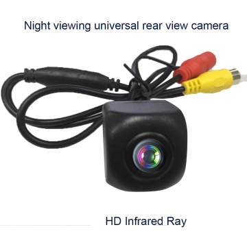 HD CCD night version Reverse Camera 140 Angle Universal Car Rear view Camera Waterproof Vehicle Camera for VW Ford Toyota&More
