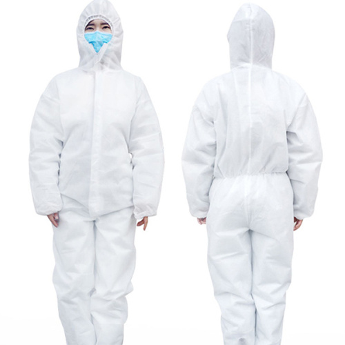 Disposable Work Clothes Isolation Protective Suit