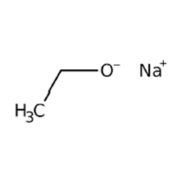 sodium ethoxide dehydrohalogenation