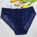 Lady Underwear Seamless Cotton V string panties