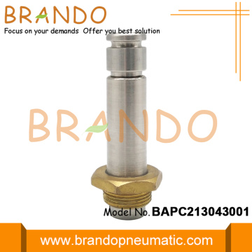 M16 Brass Thread Seat SS Plunger Tube Assembly