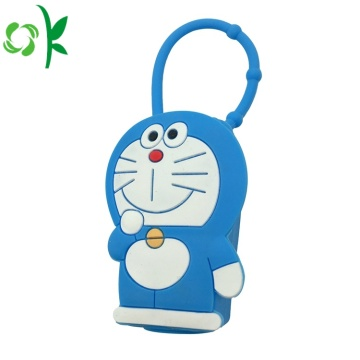 Silicone Bottle Sanitizer Custom Design Customized Holder