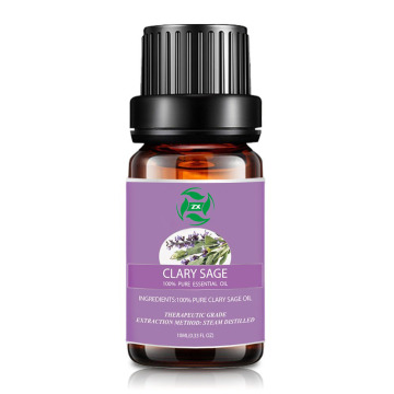 olrganic Clary Sage Essential Oil For Massage