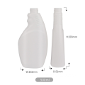 Plastic HDPE Spray Bottle for Chemical