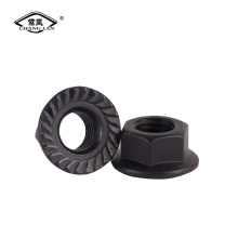DIN high strength hex flange nut