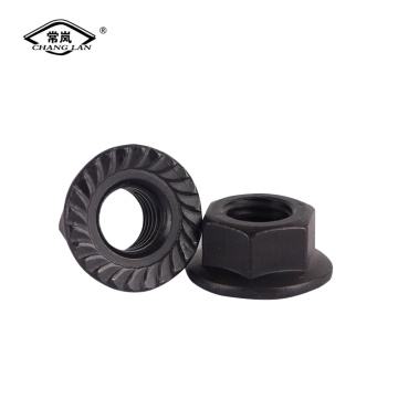 DIN6923 High strength flange nut