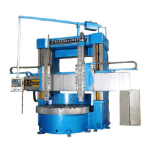 vertical lathe machine tool for metalworking