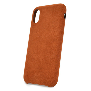 Customized Logo Luxury Leather Phone Case for Iphone