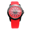 New Design Girls Silicone Wrist Watch