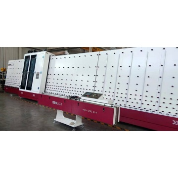 Insulated lowe glass machinery