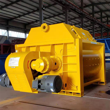 CE certificate 2000 liter large capacity concrete mixer