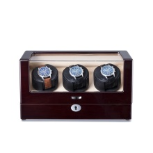 Automatisk Three Rotors Watch Winder