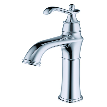 New single-lever restroom vintage basin faucet