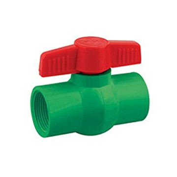 ppr fittings Irrigation Plastic PVC ball valve
