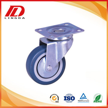 2 inch swivel caster TPE wheels