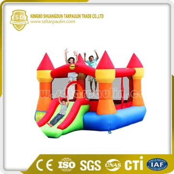 Extra Durable Castle Fabric PVC Coated Castle Fabric