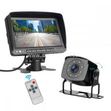Side Rear View Camera Video Monitor